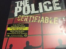 The Police - Certifiable (DVD, 2008, 4 Disc Set, Retailer Exclusive)