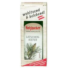 Holzhacker - Sauna-Aufguss-Öl Saunaöl Latschenkiefer 75ml (€ 9,20 pro 100 ml)