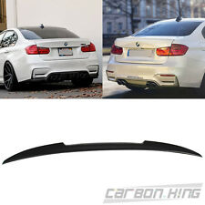 ITEM IN LA Unpaint V-Look Rear Trunk Spoiler For BMW 3-Series F80 F30 M3 4D 2016