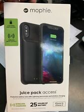 mophie juice pack access iPhone Xs & iPhone X Brand NEW
