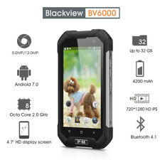 Blackview BV6000 4G Android 7.0 8core 2.0GHz 4.7'' HD 3+32GB 13MP 4500mAh NFC