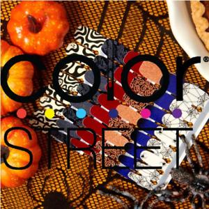 Color Street Nail Polish Strips Halloween pre-order