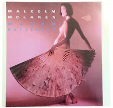 Sexy nude cheesecake Cover, Vinyl LP, Malcolm McLaren - Madame Butterfly