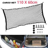 Camionnette 110 * 60cm ramassage SUV stockage bagage filet maillage cargaison BR