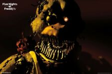 FIVE NIGHTS AT FREDDY'S - NIGHTMARE CHICA POSTER - 22x34 VIDEO GAME 14931