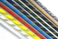 Dyneema RACING SK78 8mm PER METRO BIANCO Uniforme Inglese Trecce RRP £ 6.34