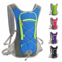 Water Bag Tank Backpack Hiking Motorcross Riding Cycling 2L Hydration Bladder
