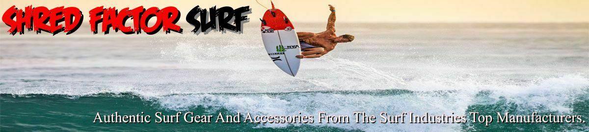 Shred Factor Surf