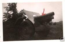 15287/ Originalfoto 6x9cm, russische Beute Haubitze, 1941