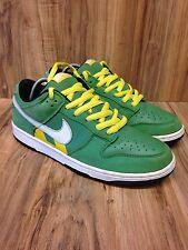 RARE🔥 Nike Dunk Low Pro SB Tokyo Taxi Green Grass/White DS SZ 10.5 304292 311