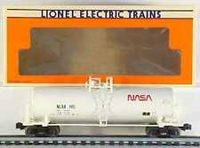Lionel 6-17899 NASA LRRC Standard O Unibody Tank Car NIB