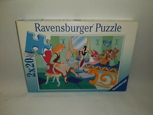 2 x 20 Pieces Puzzle - Die Fitting - Ravensburger
