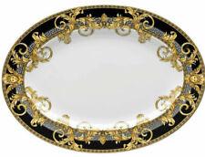 Versace Par Rosenthal Prestige Gala Plateau Ovale Petit #403637-12740 - Plume FS