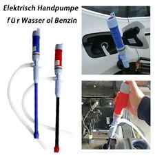 Handpumpe Elektrisch Umfüllpumpe...