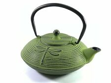 Buckingham DRAGONFLY Pattern Tetsubin Japanese Style Cast Iron Teapot 800ml