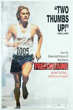 Vintage Prefontaine 1997 Jared Leto Hollywood Pictures Original Movie Poster