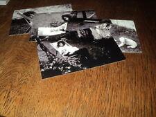 SHEILA LOT DE PHOTOS FORMAT 10*15 N&B - THEME 029 CHAISE LONGUE - 4 PRISES
