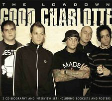 GOOD CHARLOTTE - THE LOWDOWN - UNAUTHORISED - 2010 - COFFRET 2 CD - NEUF NEW NEU