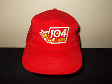 VTG-1980s 104+ Octane Boost Muscle Cars classic mesh snapback hat sku32