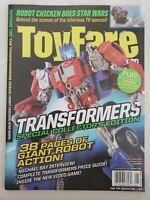TOYFARE MAGAZINE #120 August 2007 WIZARD TRANSFORMERS! ROBOT CHICKEN!