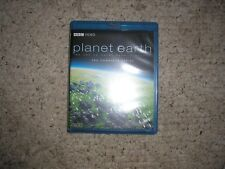 BBC Planet Earth The Complete Series Blu-ray 4-Disc Set in case w/ outer box