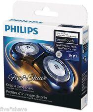 NEW PHILIPS RQ11 RQ 11 SENSOTOUCH 1180 1160 1150 Shaver/Razor HEAD SET