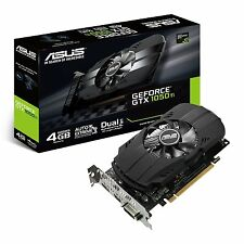 Asus Phoenix GeForce GTX 1050 TI 4 Go GDDR 5 Gaming Carte Graphique PH-GTX1050TI-4G