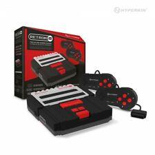 RetroN 2 2in1 Super Nintnedo SNES & NES Retro Video Game Twin Console - Black