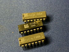 Sg711Cn Sg 711Cn Lm711N Vintage 1973 14-Pin Dip Rare Collectible Last Ones
