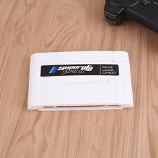 Super UFO Pro 8 Game Backup Save Device Cartridge CD For SNES Game Console