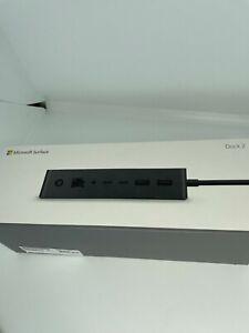 Genuine Microsoft Surface Dock 2 Docking Station, Black - SVS00001 - JD0826