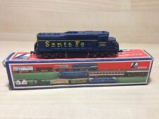 Locomotora Lima Santa Fe Diesel Tren Train Escala N Scale REF 263 Locomotore
