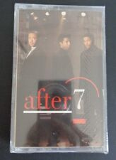 AFTER 7 Self Titled NEW Cassette Tape FREE SHIPPING Sealed