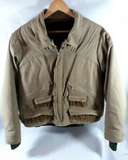 Columbia 3 In 1 Radial Sleeve Canvas Shooting/Hunting Jacket Men's Size Large