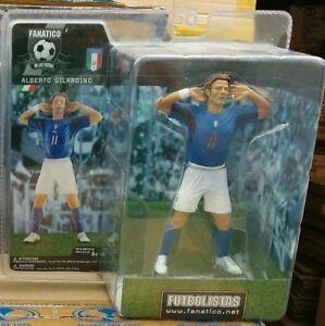 "Fanatico 2006 Football/Soccer Alberto Gilardino (Italy) 5.5"" Figure"