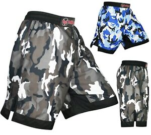 MMA Fight Shorts Grappling Short Kick Boxing Cage Fighting Shorts Muay Thai Gym