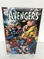 Avengers Omnibus Volume 3 Collects #59-88 Marvel Brand New Factory Sealed $100