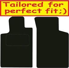 Qualità Deluxe Tappetini per FIAT BARCHETTA SINISTRO DRIVE 95-05 ** su misura per