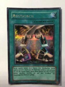 Yu-Gi-Oh! - TCG - Karte:  Austausch - TSC-G001 - Secret Rare