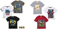 Coole Jungen T-Shirts 3 Styles Spongebob, Superman & The Turtles OVP + NEU 9,99€