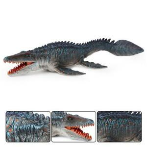 Liopleurodon Mosasaurus Figure Ocean Animal Model Toy Collector Decor Kids Gift