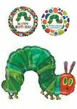 The Very Hungry Caterpillar Balloons Party Ware Decoration Novelty Gift Helium