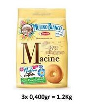 3x Mulino Bianco Kekse Macine 350g Italien biscuits cookies kuchen brioche