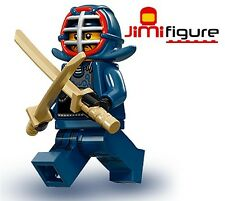 NEW LEGO Minifigures Kendo Fighter Series 15 71011 Minifigure Mini Figure