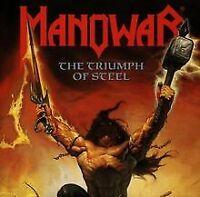 The Triumph of Steel von Manowar | CD | Zustand gut