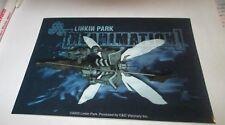 Linkin Park Sticker New 2003 Vintage Oop Rare Collectible
