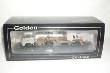 GMTS BEVRO - MODELL - GOLDEN OLDIESE DAF SATTELZUG OVP 1:50 (7.BM-209
