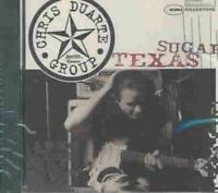 CHRIS DUARTE - TEXAS SUGAR/STRAT MAGIK NEW CD
