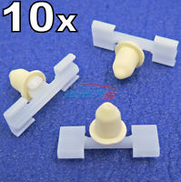 10x BMW E46 3-Series Side Moulding Trim Clips - Coupe & Convertible Models only