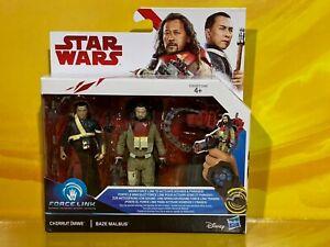 Star Wars - The Last Jedi - Chirrut Imwe & Baze Malbus (Rogue One)